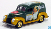 Model cars - Johnny Lightning - Ford Sedan Delivery 'Coca-Cola'