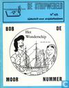 Bandes dessinées - Stripwereld, De (tijdschrift) - De Stripwereld 4/5