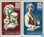 Les femmes de 1947 à 1967