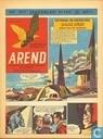 Bandes dessinées - Arend (magazine) - Jaargang 9 nummer 45