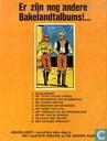 Comic Books - Bakelandt - Met geheime opdracht
