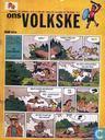 Bandes dessinées - Ons Volkske (tijdschrift) - 1973 nummer  25