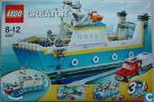 Lego 4997 Transport Ferry
