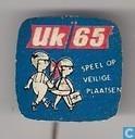 Royaume-Uni 65 jouent dans des zones sûres
