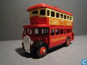 AEC Regent DD Bus 'Coca-Cola/Chicago'