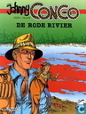 Strips - Johnny Congo - De rode rivier