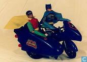 Batcycle met zijspan