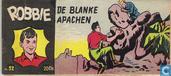 Strips - Robbie - De blanke Apachen