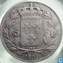 France 5 francs 1830 (Charles X - MA)