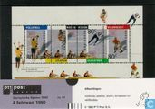 Postage Stamps - Netherlands [NLD] - Olympics