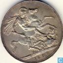Deutschland 1897 1 Crown