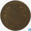 Belgique 5 centimes 1841
