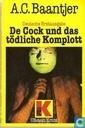 De Cock und das tödliche Komplott