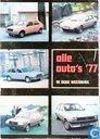 Alle auto's 1977