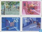 1990 timbres à message (POR 464)