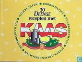 30 Deense recepten met kaas
