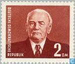 Präsident Wilhelm Pieck