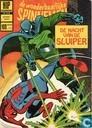 Strips - Spider-Man - De nacht van de Sluiper