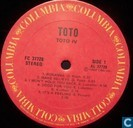 Vinyl records and CDs - Toto - Toto IV