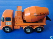 Foden Ready-Mix Concrete Truck
