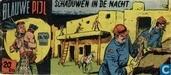 Bandes dessinées - Blauwe Pijl - Schaduwen in de nacht