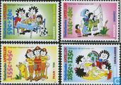 2007 Children Stamps (NA 430)