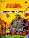 Comics - Albert Enzian - Zwarte kunst