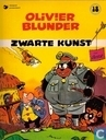 Strips - Olivier Blunder - Zwarte kunst