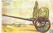 Etruskische, met brons beklede wagen