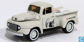 Modelauto's  - Johnny Lightning - Ford F-100 'Coca-Cola'