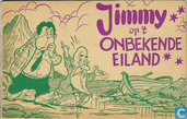 Strips - Jimmy Brown - Jimmy Brown op 't onbekende eiland