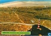 Ameland - Vuurtoren, duin, strand, Noordzee
