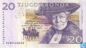 Sweden 20 Kronor 2003