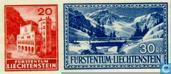 1936 Postzegeltentoonstelling Vaduz (LIE 32)