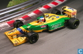 Benetton B193B - Ford 'Nordica'