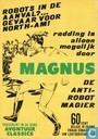 Comic Books - Noël Bertrand - In de gedaante van een mummie