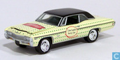 Voitures miniatures - Johnny Lightning - Chevrolet Impala 'Coca Cola'