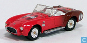 Voitures miniatures - Johnny Lightning - Ford AC Cobra 'Coca cola'