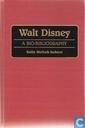 Walt Disney a bio-bibliography