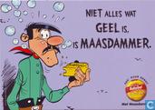 """1254b - Babybel """"Niet Alles Wat Geel Is, Is Maasdammer"""""""