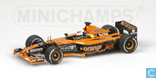 Voitures miniatures - Minichamps - Arrows A22 - Asiatech