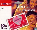 Timbres-poste - Pays-Bas [NLD] - Scratch Timbres