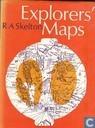 Explorers' maps