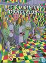 Comic Books - Cuisiniers Dangereux, Les - (verzamelmap Knack 25)