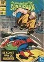 Comic Books - Daredevil - De komst van de Kangoeroe