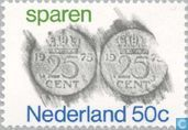 Postage Stamps - Netherlands [NLD] - Save