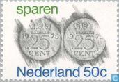 Postzegels - Nederland [NLD] - Sparen