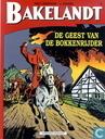 Comic Books - Bakelandt - De geest van de bokkenrijder