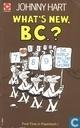 What's new, B.C.?