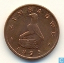 Zimbabwe 1 cent 1995